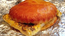 Sausage Egg & Cheese Breakfast Sandwich